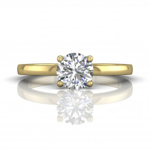 Martin Flyer 14k Yellow Gold FlyerFit Engagement Ring