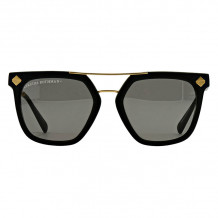 Freida Rothman Beacon Modern Black Sunglasses