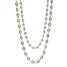 Freida Rothman 14k Yellow Gold Plated Sterling Silver Necklace